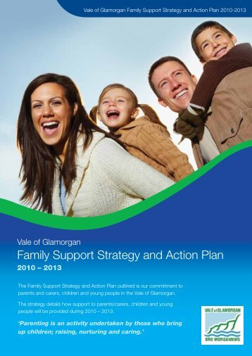 Vale of Glamorgan Family Support Strategy 2010 - 2013
