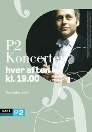 November 2009 - DR