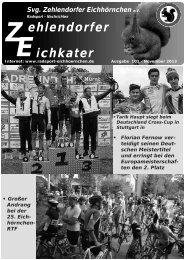 Die aktuelle Ausgabe des Eichkaters steht zum Download bereit