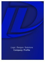 Logic Designs Solutions Company Profile