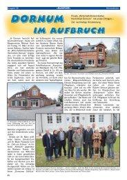 Dornum im Aufbruch (erste Erfolge gegen Leerstände) - Gemeinde ...