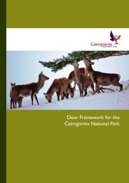 CNPA Deer Framework PRINT:Layout 1 - Cairngorms National Park ...