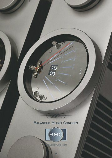 Electronics - Top-Line - BMC Audio