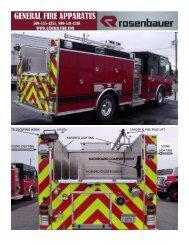 BACKBOARD COMPARTMENT - General Fire Apparatus