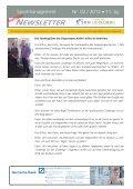 Sondernewsletter 2/2012 zur Sportbusiness Challenge & Charity - Page 3