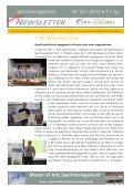 Sondernewsletter 2/2012 zur Sportbusiness Challenge & Charity - Page 4