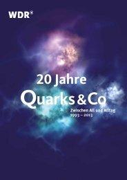 Zwischen All und Alltag 1993 – 2013 - WDR