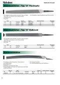 feilen, sägen und multifunktions-werkzeuge - JUNG Technik - Seite 6
