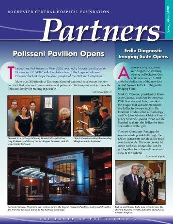 Polisseni Pavilion Opens - Carolyn Kourofsky