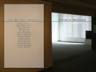 Download the Exhibit Catalog - Andrew Sempere