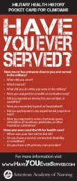One page per page (PDF) - Have you ever served in the military?