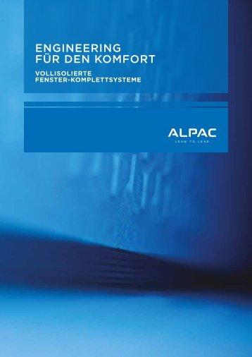 Alpac leaflet