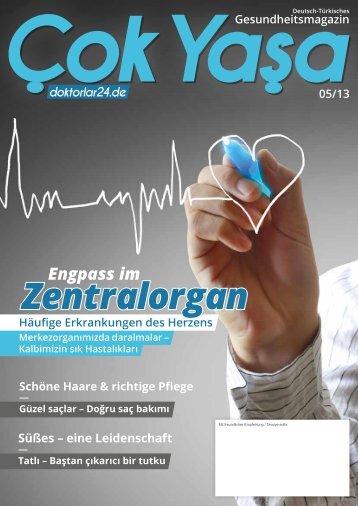 Engpass im Zentralorgan - Doktorlar24