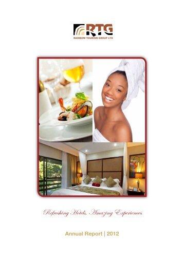 Refreshing Hotels, Amazing Experiences - Rainbow Tourism Group