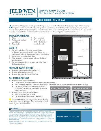 Sliding Gl Door Installation Instructions | MyCoffeepot.Org on
