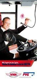 Mit Freude bei der Sache. Werden Sie Busfahrer - Verkehrsbetriebe ...