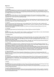 Reglement - 24H-MTB-RENNEN ALFSEE