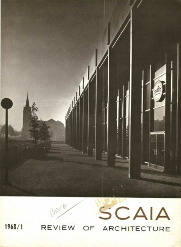 REVIEW OF ARCHITECTURE - Triangle Modernist Houses
