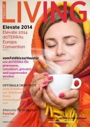 Elevate 2014 - doTERRA