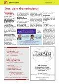 Gemeindezeitung Dezember 2013 ist online! - Marktgemeinde ... - Seite 7
