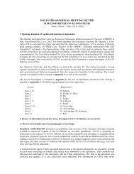Appendix 4 - Sargasso Sea Alliance