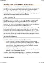 Berechnungen zur Ringwelt von Larry Niven.pdf - auf Walter Bislins ...