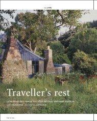 Traveller's rest - Tree Crop Farm