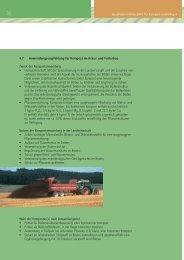 4.7 Anwendungsempfehlung für Kompost im Acker- und Futterbau ...