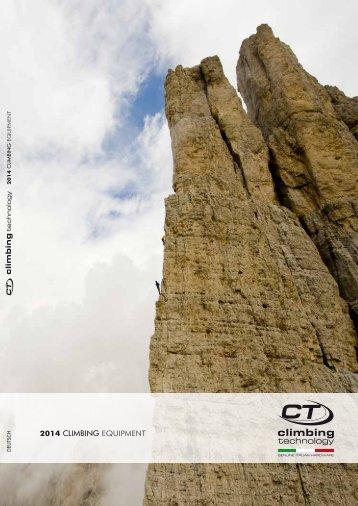 2014 CLIMBING EQUIPMENT - Climbing Technology