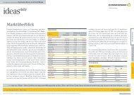 Commerzbank ideas daily - Zertifikate Commerzbank