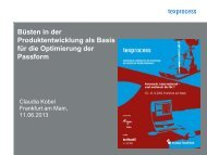 Texprocess 2013 Claudia Kobel (PDF)