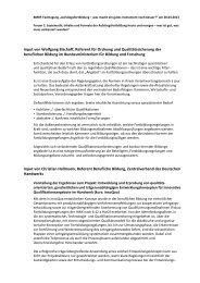 Forum C: Systematik, Inhalte und Formate der Aufstiegsfortbildung ...