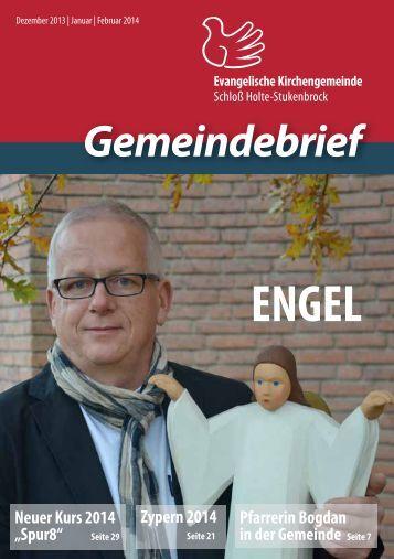 für den aktuellen Gemeindebrief - Evangelische Kirchengemeinde ...
