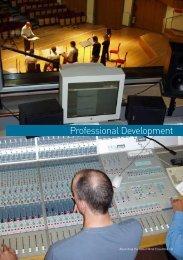 Professional Development - Birmingham Conservatoire