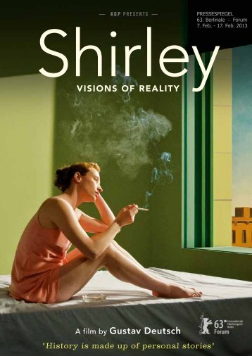 Deutsch - SHIRLEY- VISIONS OF REALITY