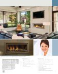 gas fireplaces - Regency Fireplace Products - Page 5