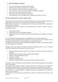 Discipline, Sanctions and Rewards Policy - Bedstone College - Page 3