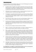 Discipline, Sanctions and Rewards Policy - Bedstone College - Page 7