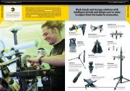Work stands and storage solutions with intelligent details ... - Topeak