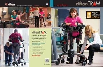 Rifton TRAM Product Brochure