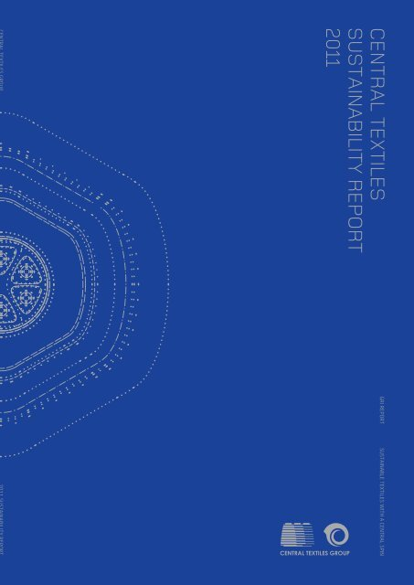 2011 Sustainability Report - Central Textiles