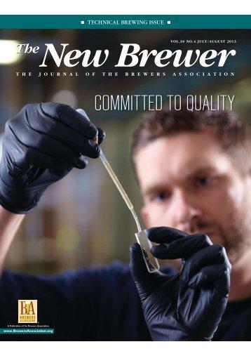 TheNew Brewer - Klein Brouwerij Collectief