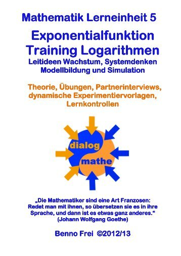 Exponentialfunktion Exponentialfunktion Training Training ...