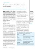 Emergency treatment of anaphylaxis in adults - Royal College of ... - Page 2