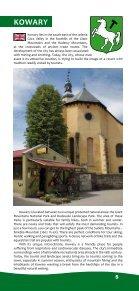 """Zobacz folder """"Zielone Karkonosze"""" [*.pdf] - Kowary - Seite 5"""