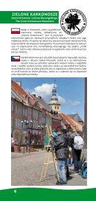 """Zobacz folder """"Zielone Karkonosze"""" [*.pdf] - Kowary - Seite 6"""