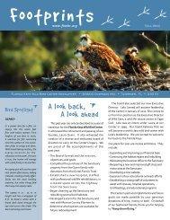 Spring 2010 Newsletter - Florida Keys Wild Bird Center
