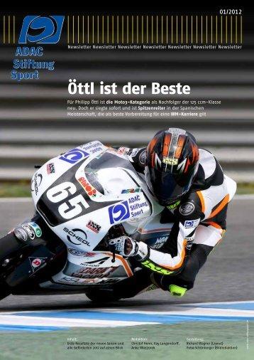 Öttl ist der Beste - ADAC Stiftung Sport