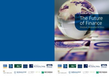 The Future of Finance - KTN Events