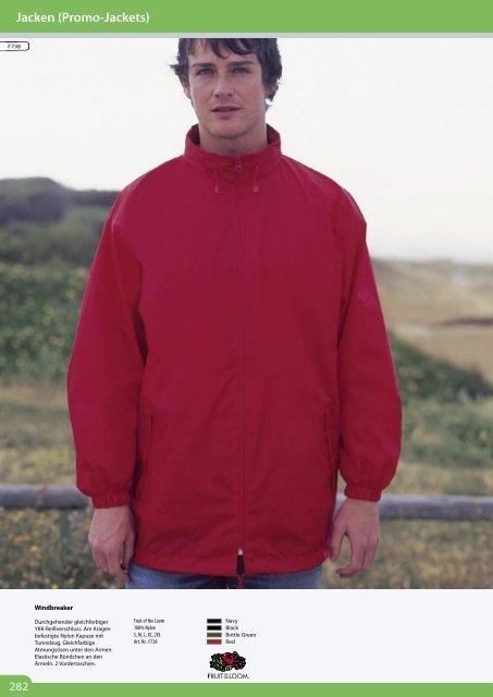 Jacken (Promo-Jackets)